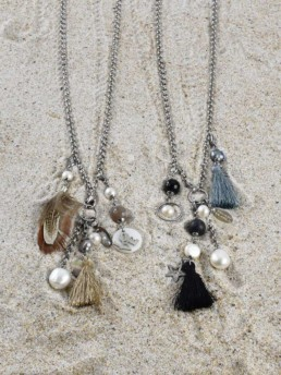 Proud Pearls new collection Bohemian necklaces