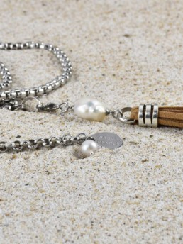 Proud Pearls new collection Bohemian tassels necklaces