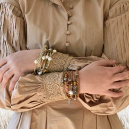 Proud Pearls new collection Boho bracelets