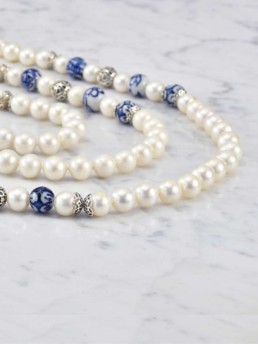 Proud Pearls new collection Dutch Delftware